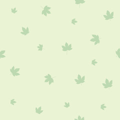 Leafs - seamless pattern