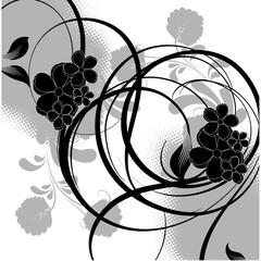 floral noire