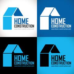 logo construction maison véranda