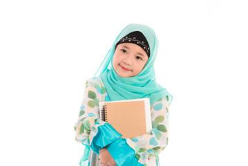 Cute muslim girl
