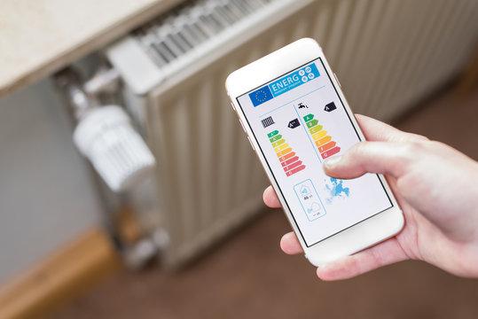 Energieeffizient heizen durch Smarthome-Automatisierung