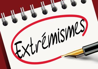 Extrémisme - terrorisme