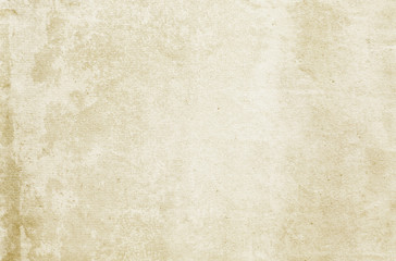 Old rough paper texture.