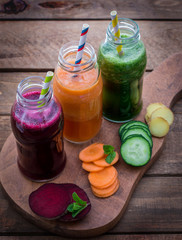 Vegetable Juice Detox