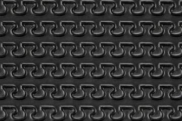 black pvc vinyl
