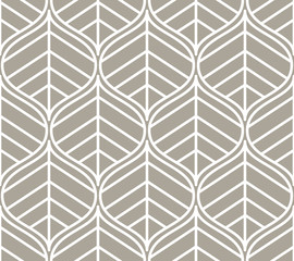 Seamless pattern. Graphic ornament.