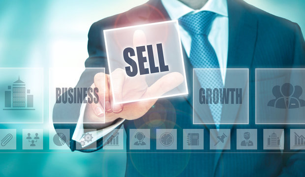 Business Sell Concept
