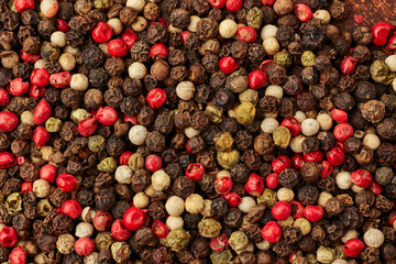 Pepper spice texture Fototapete
