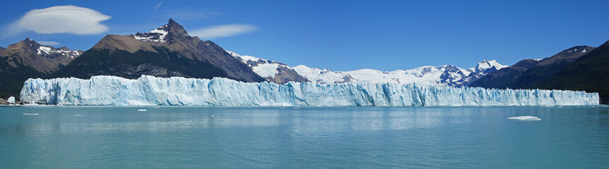 Foto auf Leinwand Glaciers Perito Moreno Glacier, Argentinien