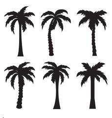 Black palm icon