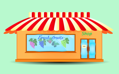 Shop fresh fruits