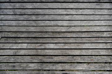 sfondo di listelli di legno usurati effetto vintage