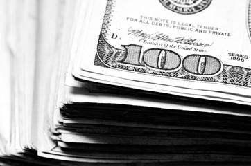 Cash One Hundred Dollars