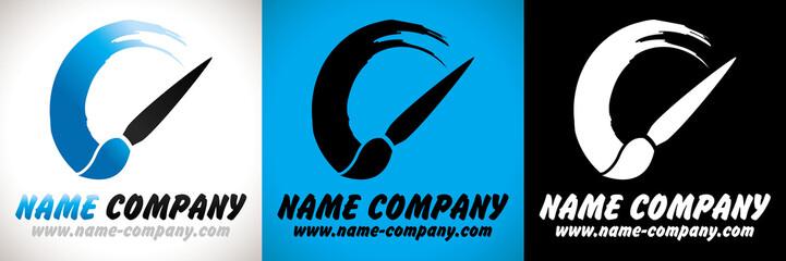 logo peintre décorateur conseil