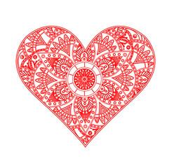 Мандала для сердца