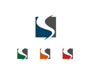 Abstract Way Logo