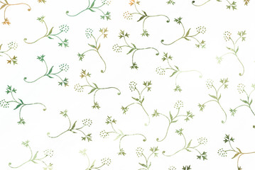 little flowers - pattern - graphic background design - mothers day