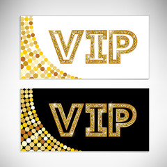 Very important person - VIP card