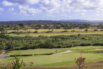 リゾートゴルフ場イメージ