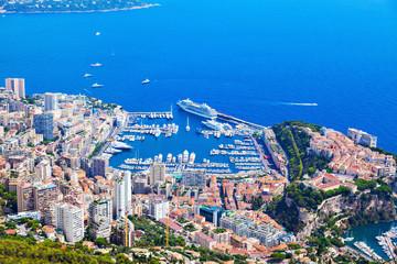 Foto op Canvas Brazilië Monaco architecture