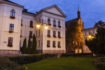 City Hall in Bydgoszcz