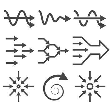 Simplify icon set