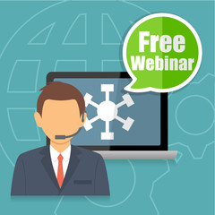 Free Webinar Training Online Education