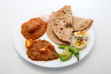 Indian Food or Indian Thali