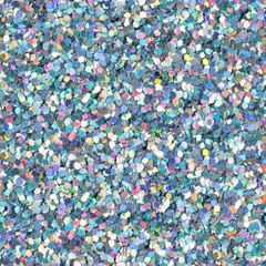 Holographic glitter texture. Seamless square texture.