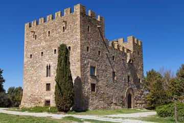 Castle of La Rapita in Balaguer, Lleida