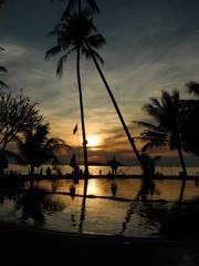 Sonnenuntergang Koh Chang