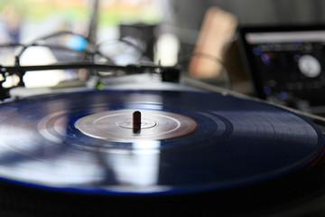 tocadiscos giradiscos disc jockey pinchadisco 4018-f16