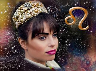 Leo, astrology Women