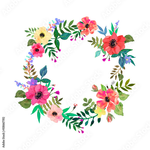 Quot Vector Flowers Set Elegant Floral Collection With