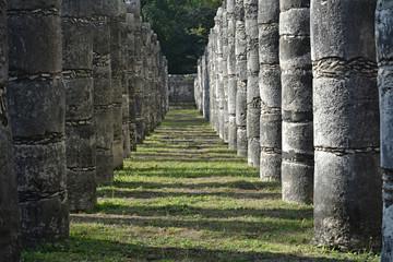 Thousand columns.