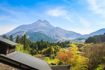 由布岳 / Mt. Yufudake