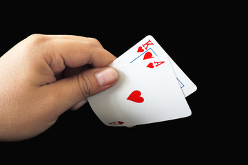 Black Jack two card
