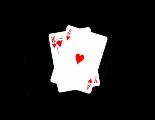 Black Jack,Two cards
