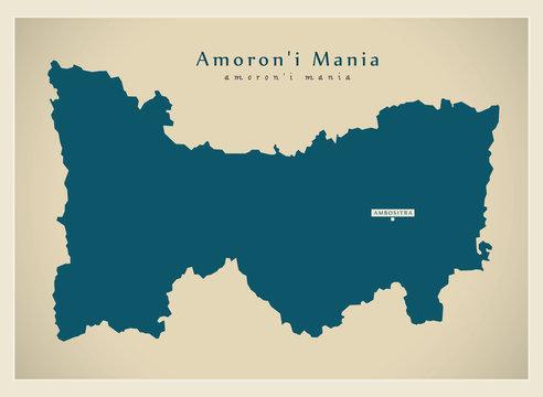 Modern Map - Amoron'i Mania MG