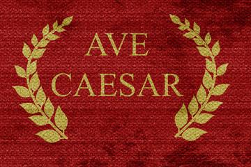 ave caesar roman empire
