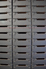 Caja de cortón