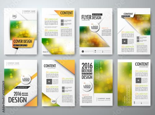 design leaflet free