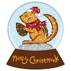 Merry Christmunk