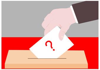 Votazione - referendum