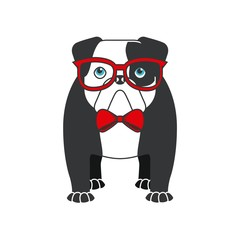 english bulldog design