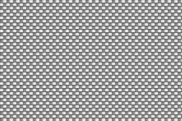 knit line illustration design