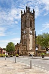Kathedrale von Manchester, England