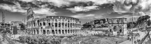 Триумфальная арка Константина Колизей Рим без смс