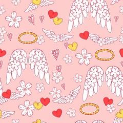 Крылья ангелочка (angel wings)