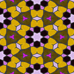 colored glass mosaic, seamless background